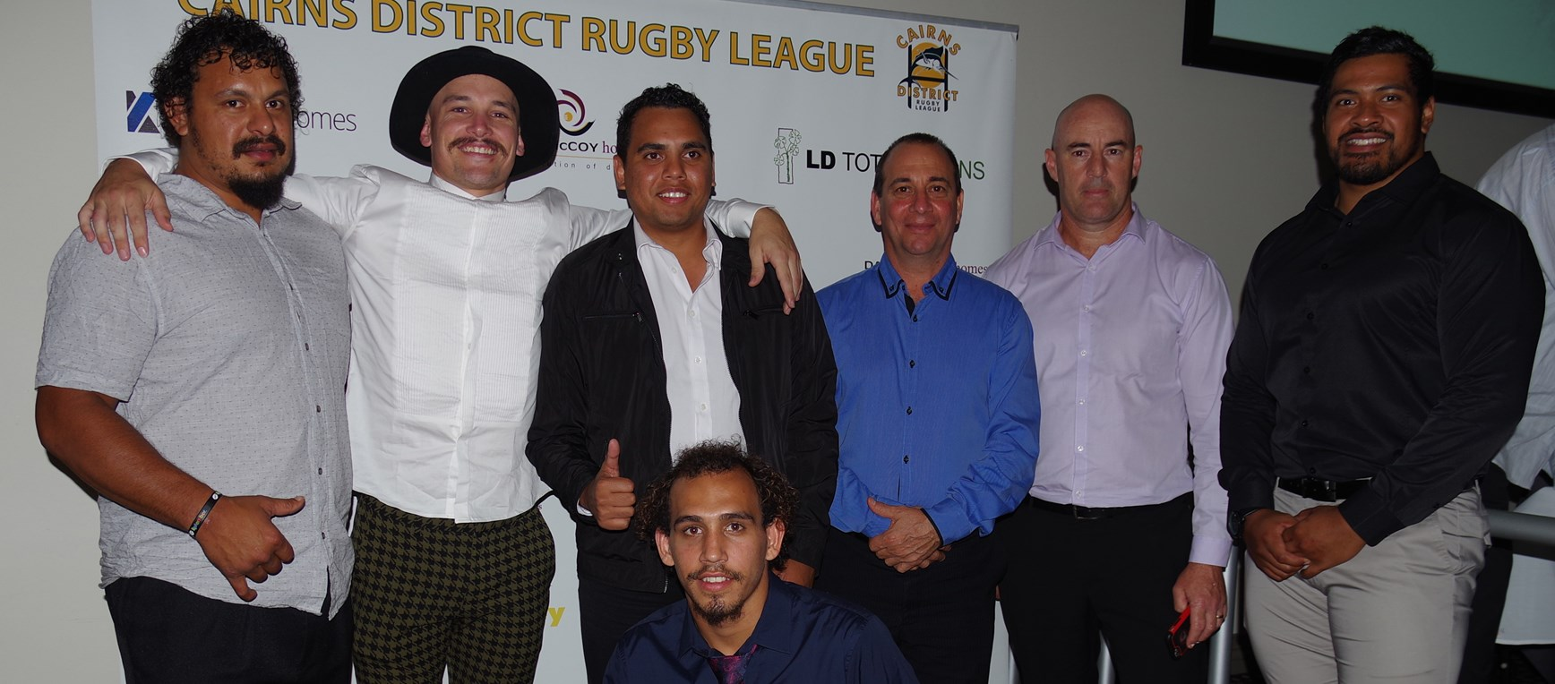 In pictures: Cairns District Rugby League awards