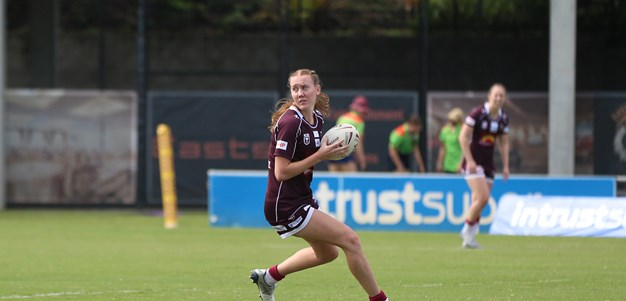 Upton stars in her Bears debut as Burleigh down Tigers