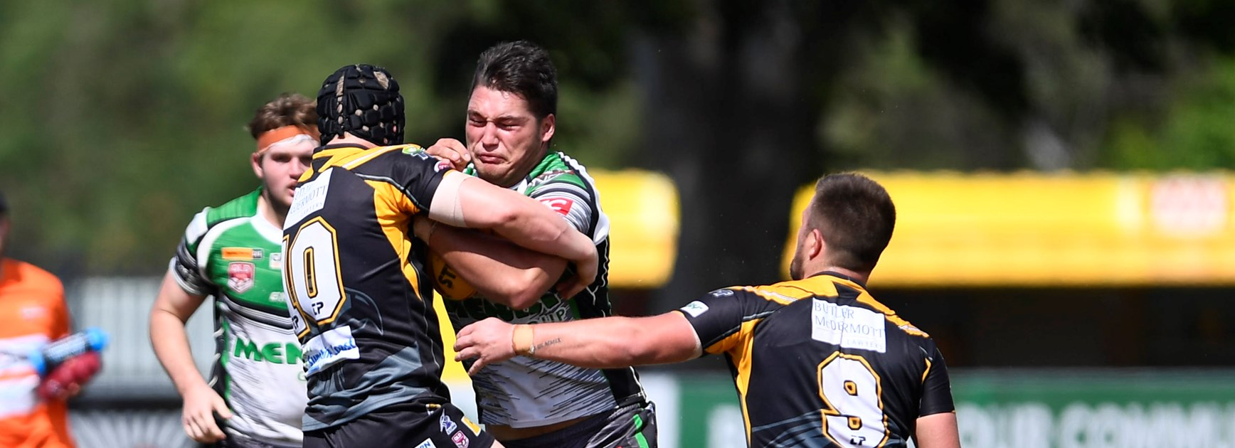 Hastings Deering Round 11 teams