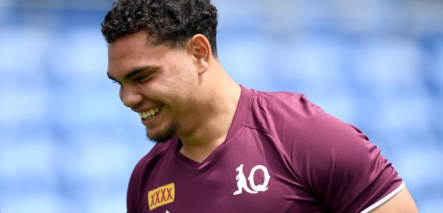Maroons confirm 21-man squad for Game I