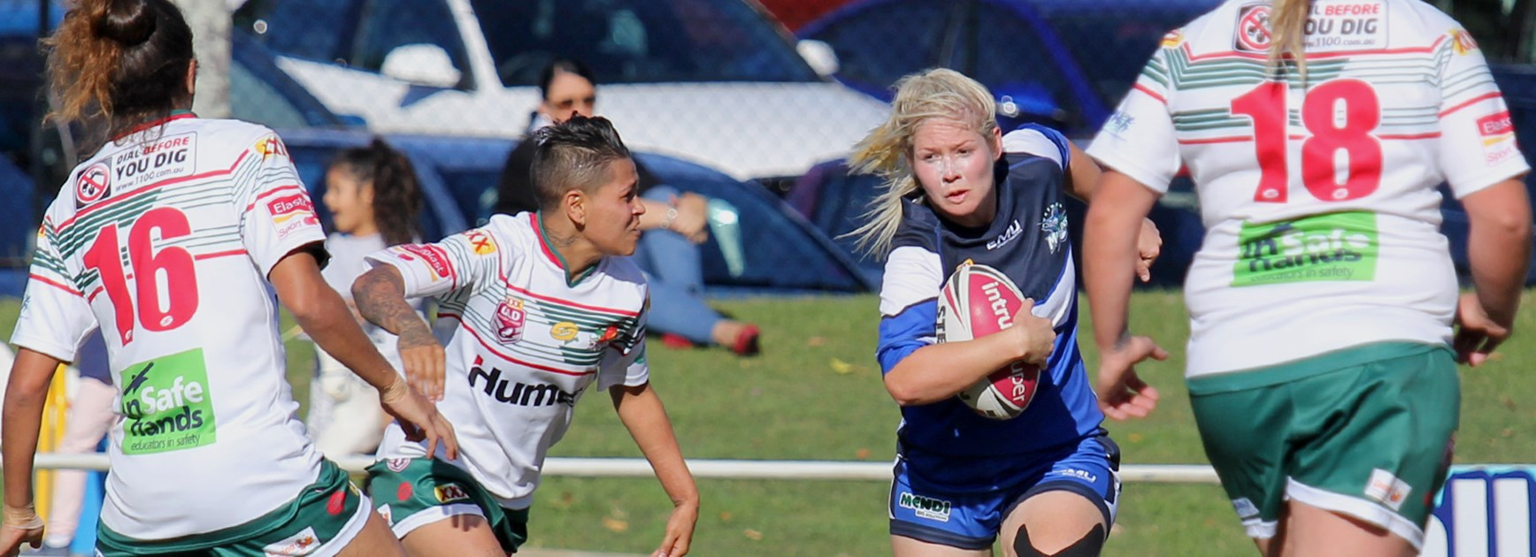 QRL & Harvey Norman drive new pathway for QLD Women