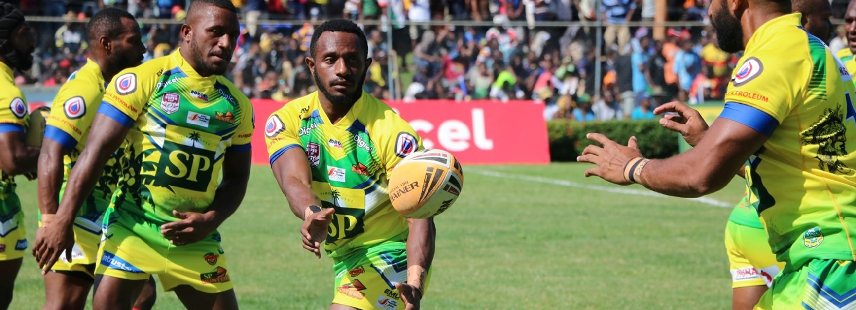 Hunters thrill Lae fans with win over Devils