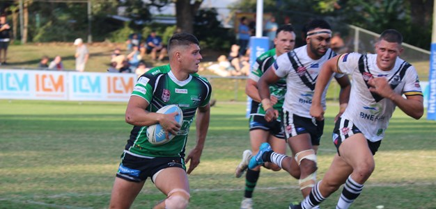 NRL-contracted whiz scores 5 tries in local league