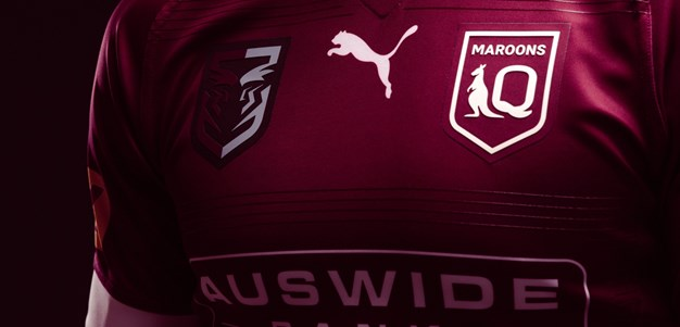 Maroons and PUMA unleash new jersey
