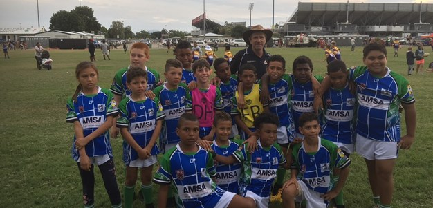From Thursday Island to the Laurie Spina Shield