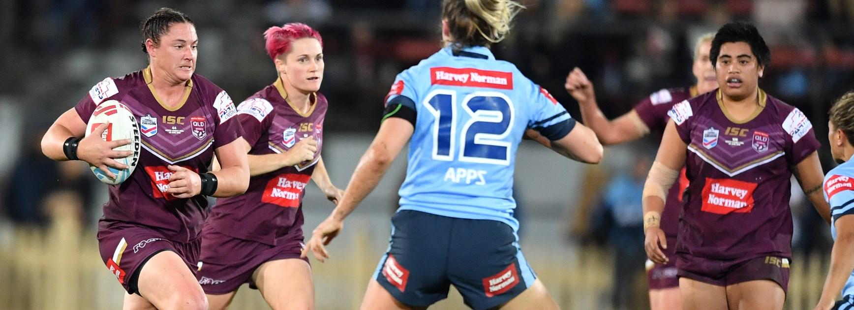 Hancock relishing new era for Women's league