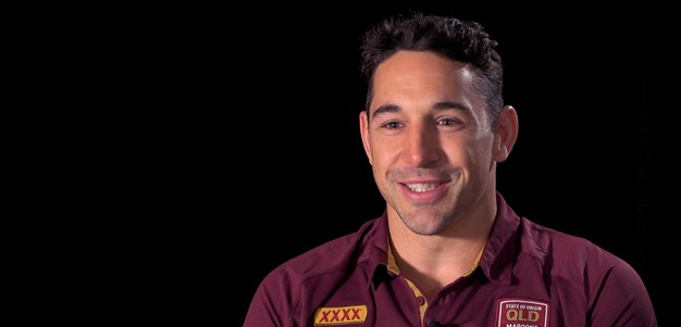 Billy Slater announces rep retirement