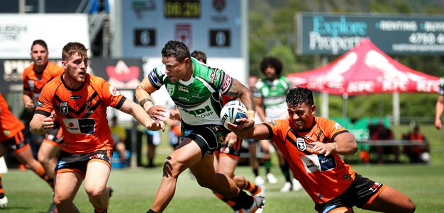 Townsville Blackhawks outclass Tigers at home