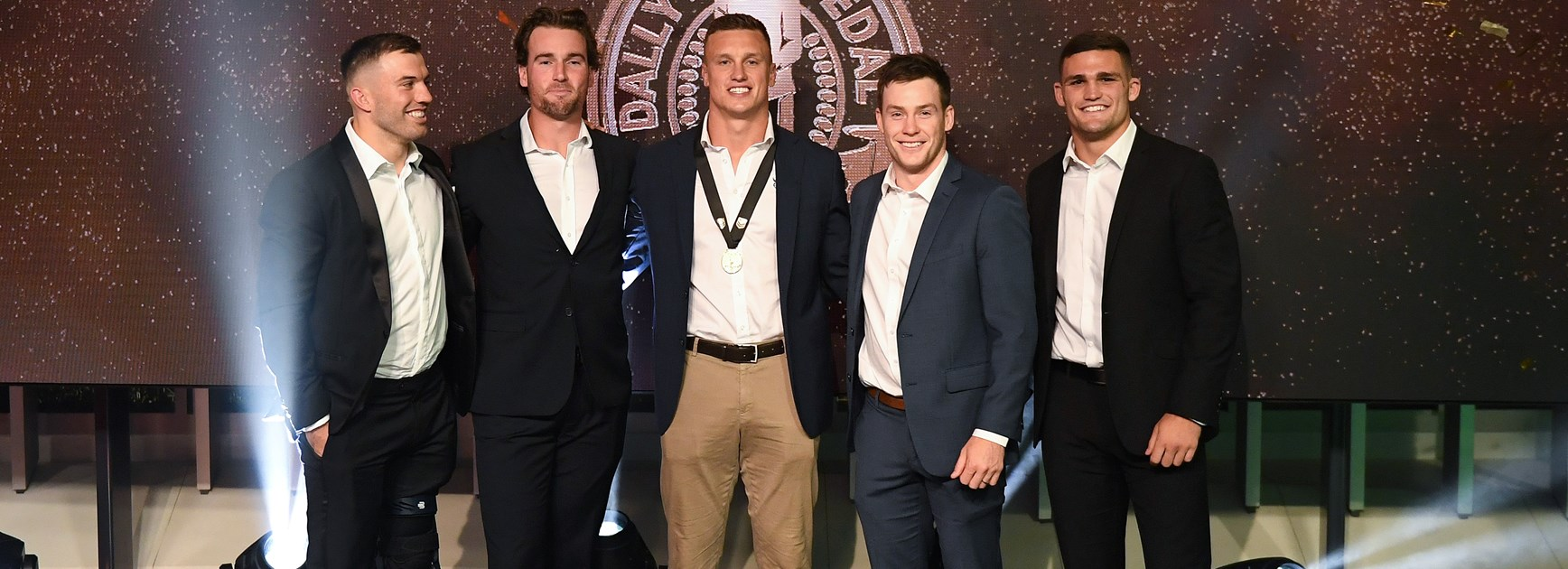 Jack Wighton wins Dally M Medal