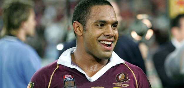 Williams remembers an Origin debut that had everything