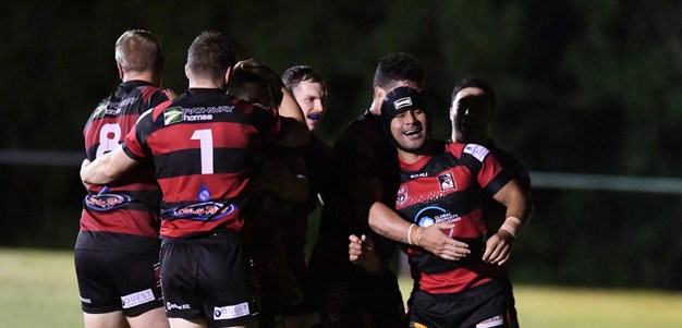 Minor premiership in sight for Panthers