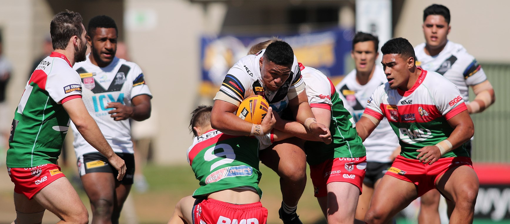 In pictures: Hastings Deering Colts Round 20