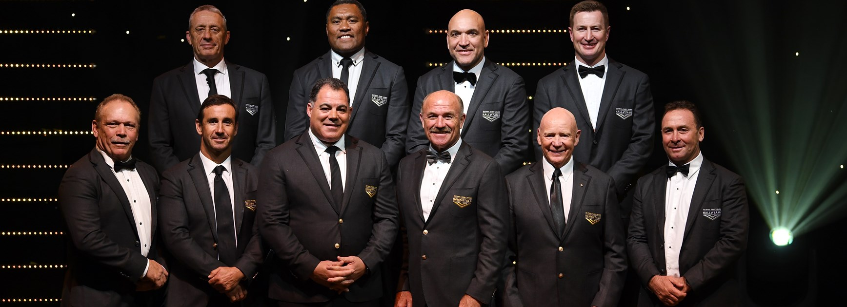 NRL unveil new Immortals, Hall of Fame inductees