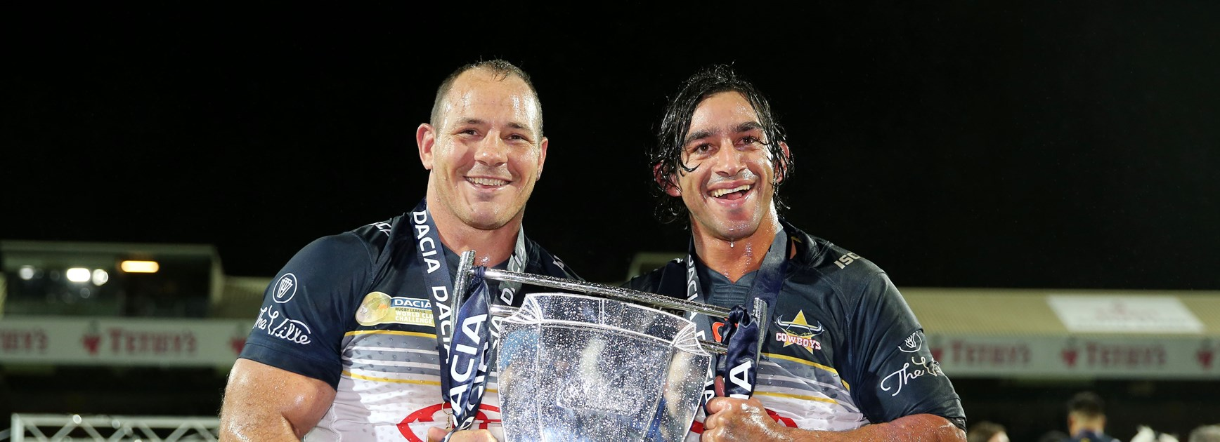 NRL looks at United States option for World Club Challenge