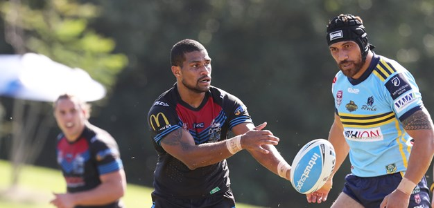 Last-placed Cutters spear Devils' hopes