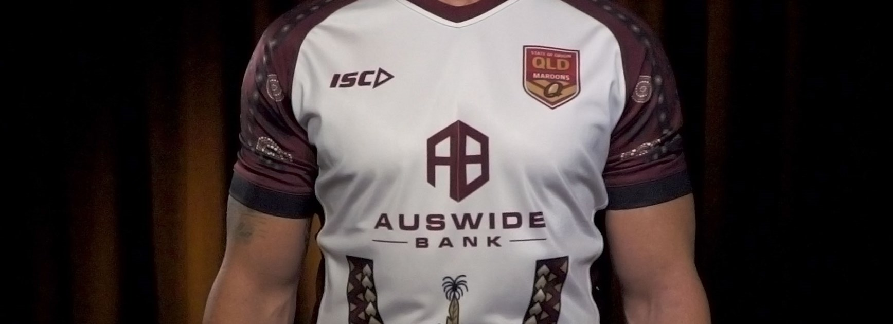 Story behind the Maroons Indigenous training jersey