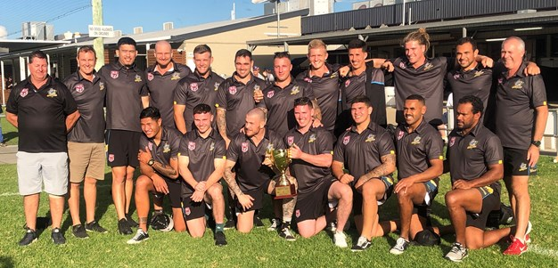 Gold Coast Vikings claim Chairman's Challenge honours