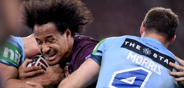 Workhorse Kaufusi pumped for Perth