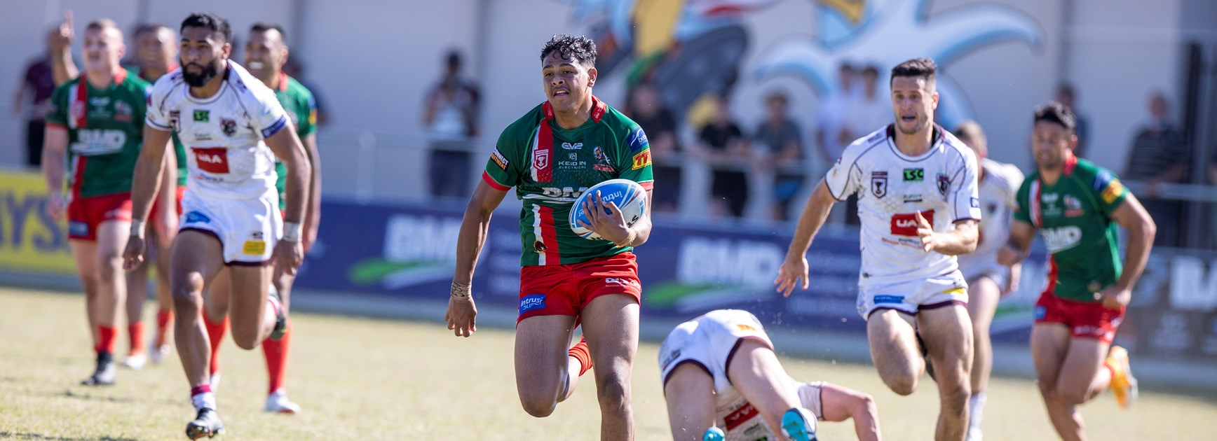 Wynnum Manly overcome the Bears to progress in finals