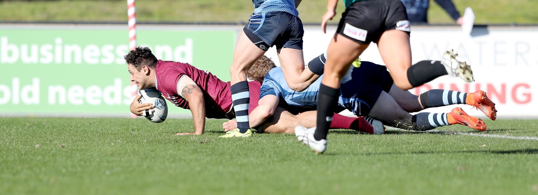 QLD dominate Australian Uni squad after big win