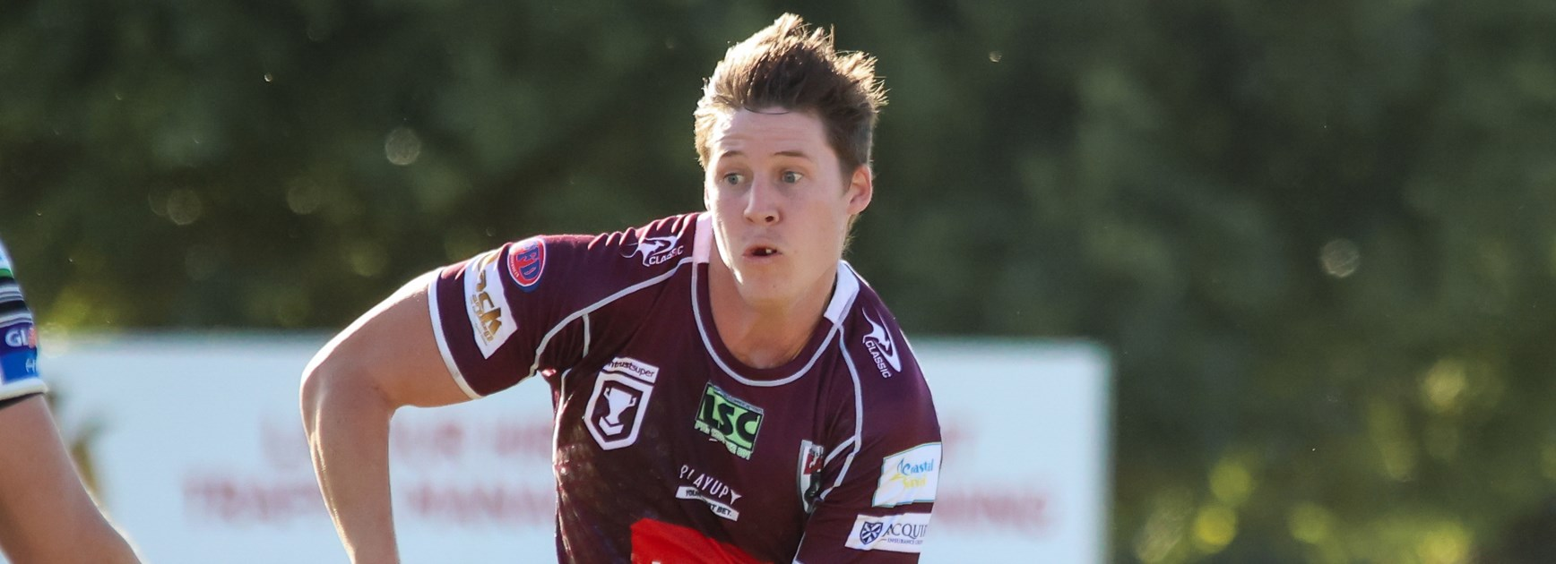 Rogers double key to Bears second half triumph