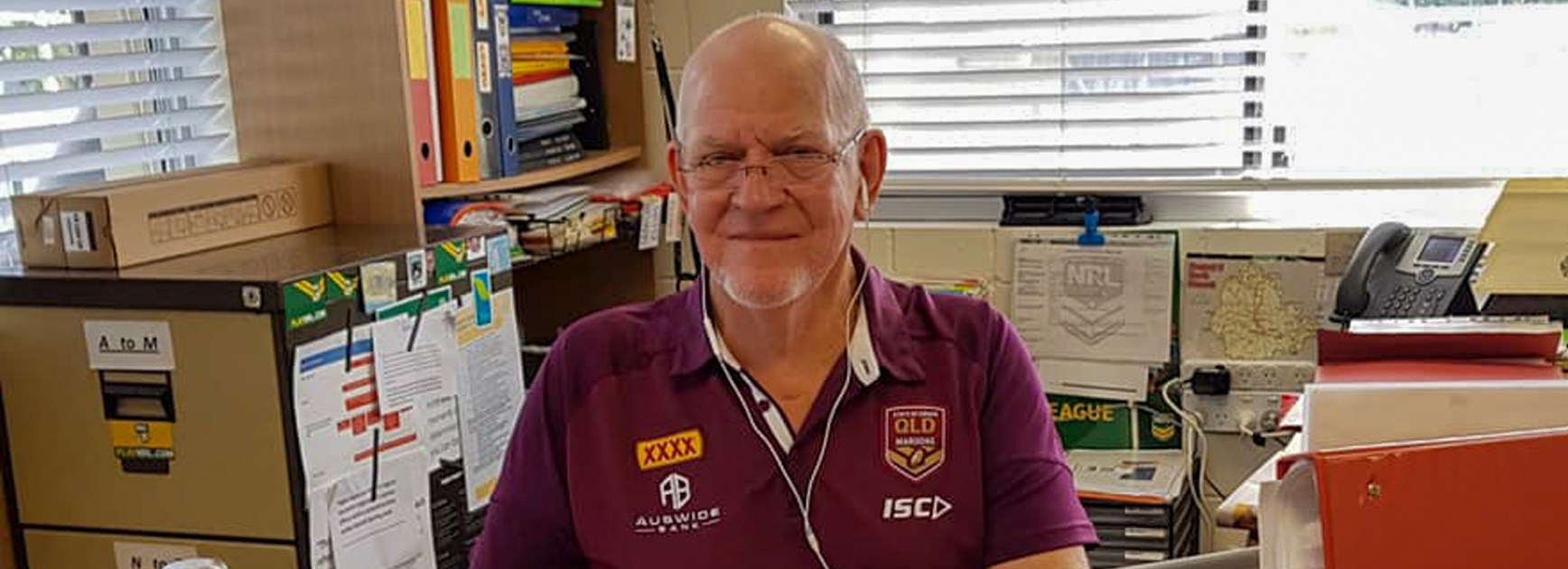 Chippy bids farewell from QRL