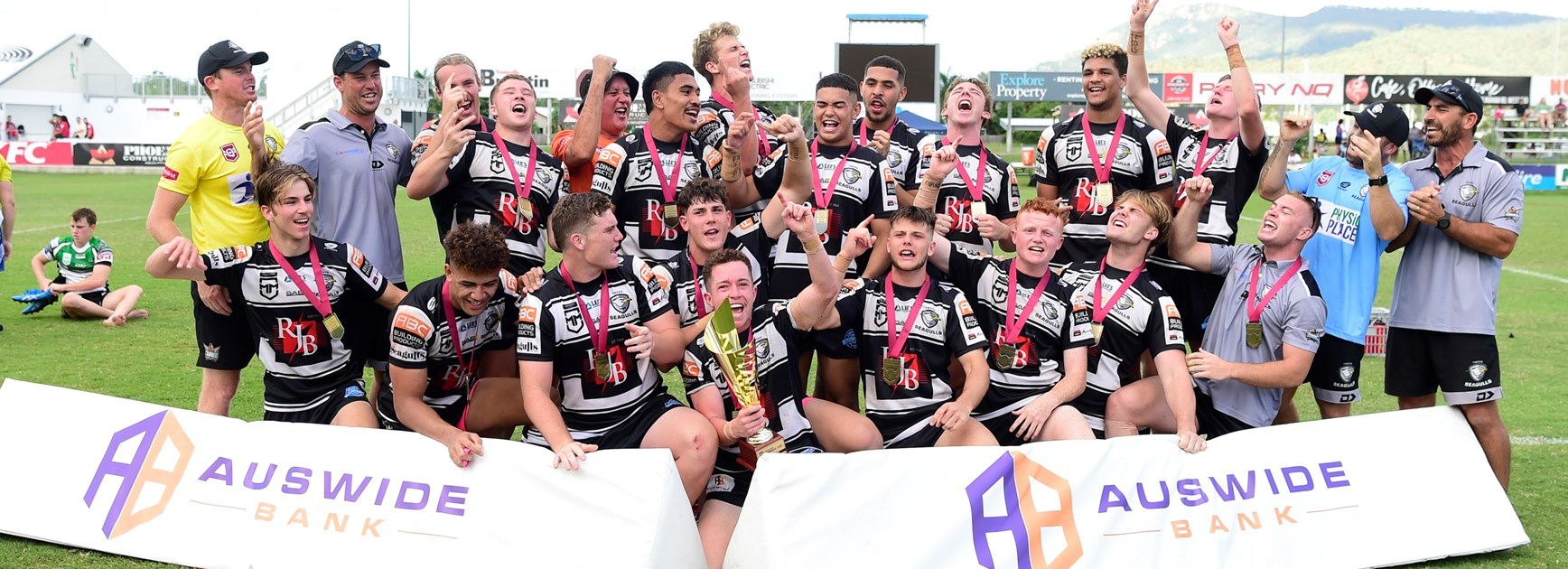 Back-to-back grand finals wins for Tweed