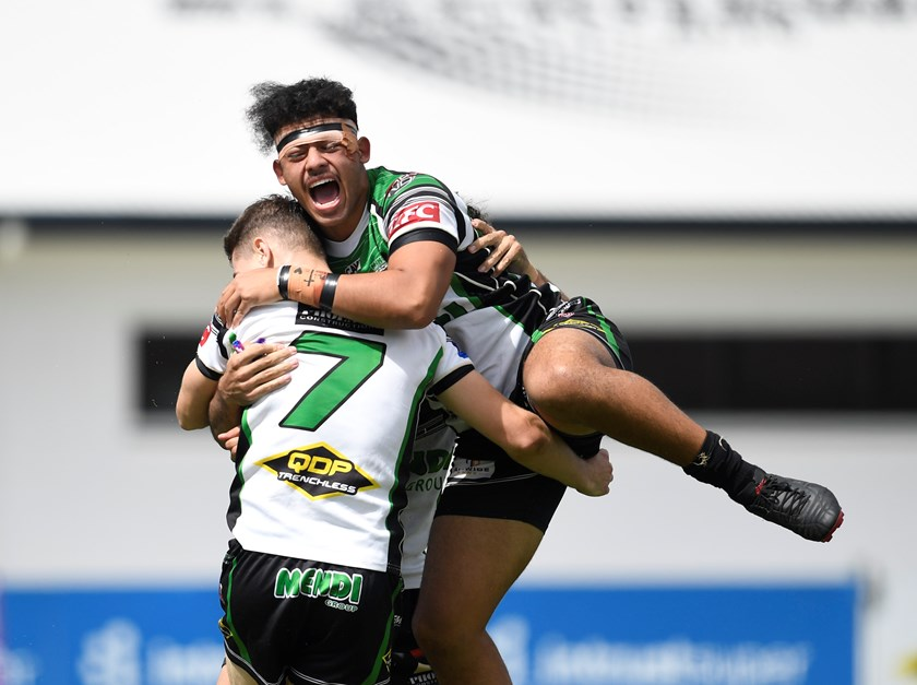 Celebrations. Photo: Ian Hitchcock/QRL