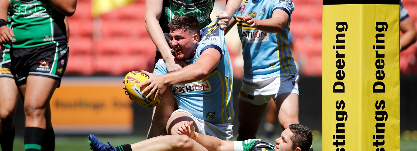 Norths withstand Townsville fightback for Colts honours