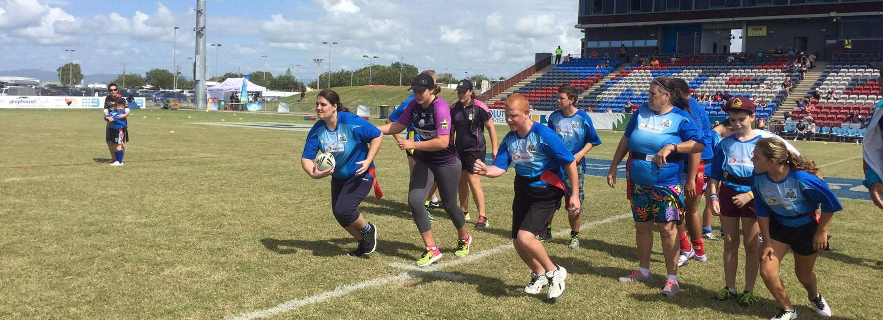 Mackay All Abilities gala day to kick start new competition