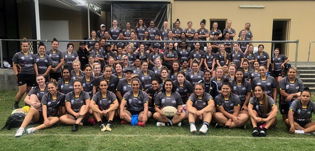 SEQ Region Women's representative teams named