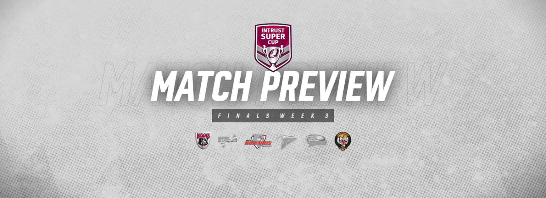 Intrust Super Cup Finals Week 3 Preview