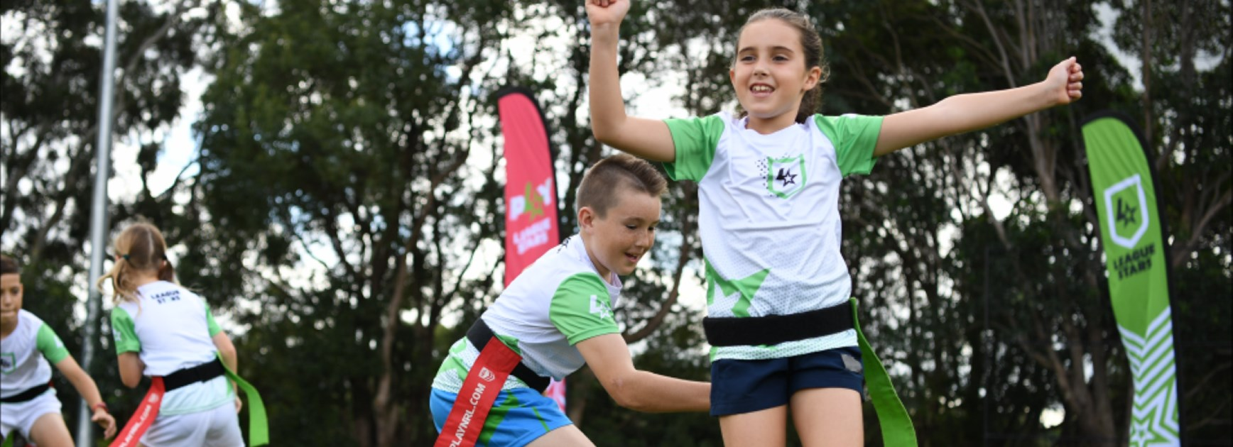 Cairns school holiday fun with League Stars clinic