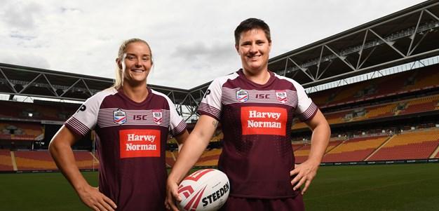 Queensland women's origin team given name change