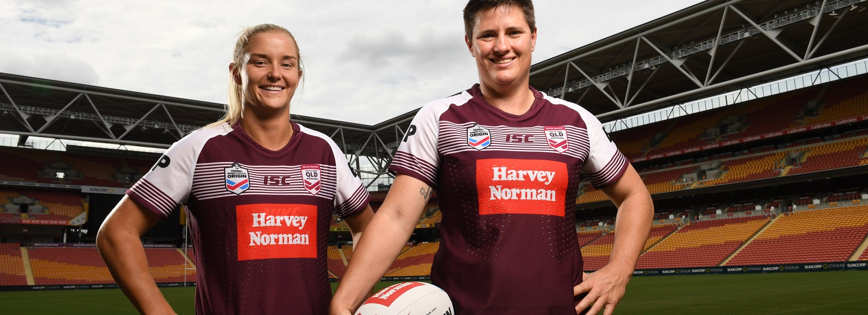 Queensland Women's stars to share Maroons mantle