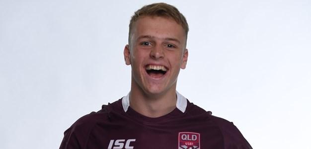Queensland centre Hoffman finds balance thanks to Hoeter