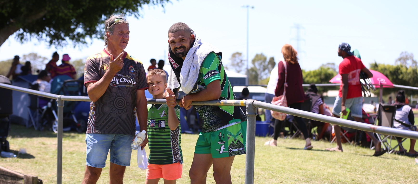 In pictures: Queensland Murri Carnival Day 3