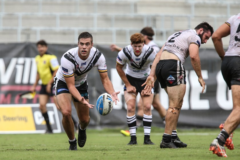 South Sydney bound Souths Logan Magpies fullback Corey Allan has been named in the Australian PM13 Men's side to take on the PNG PM13 side.