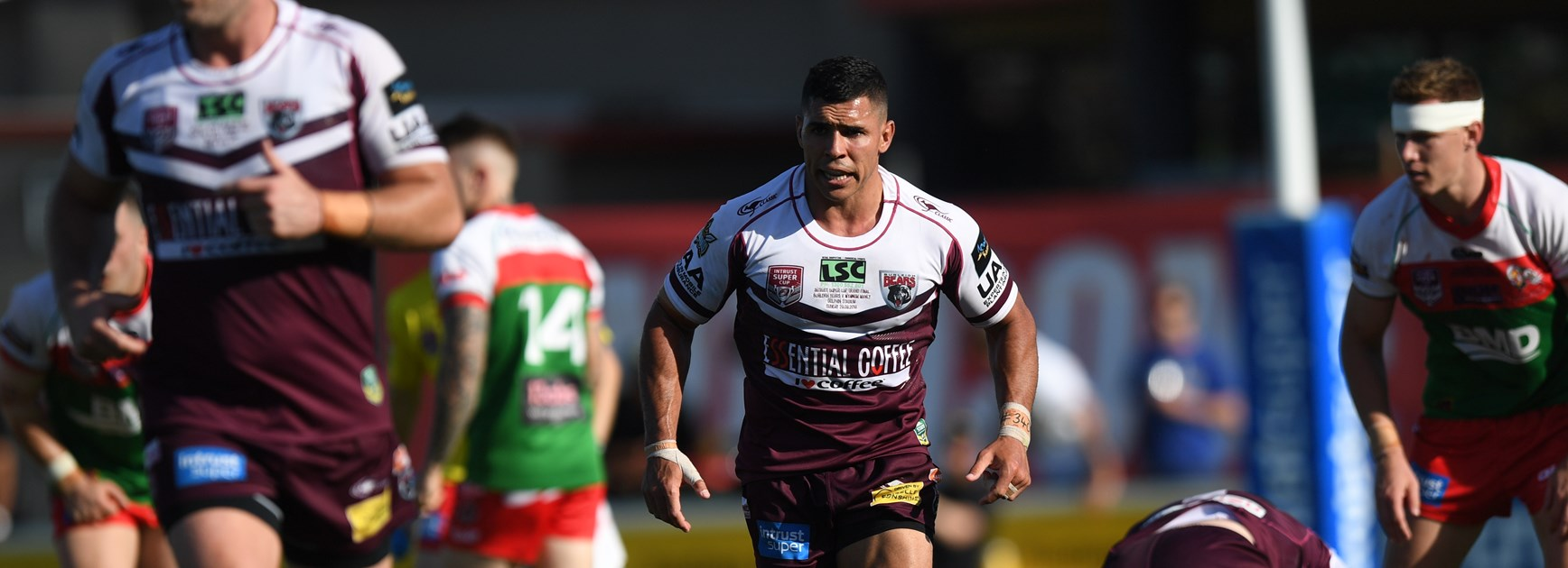 Why Jamal Fogarty deserves to return to NRL now