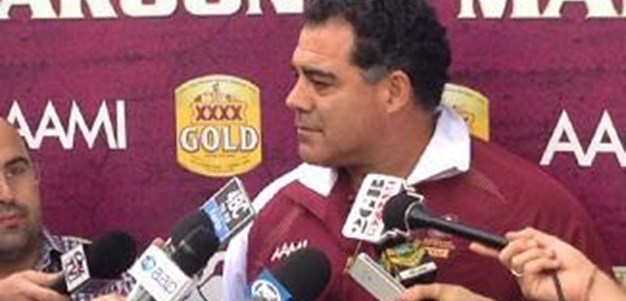 Meninga - Captains Run Presser Pt 1