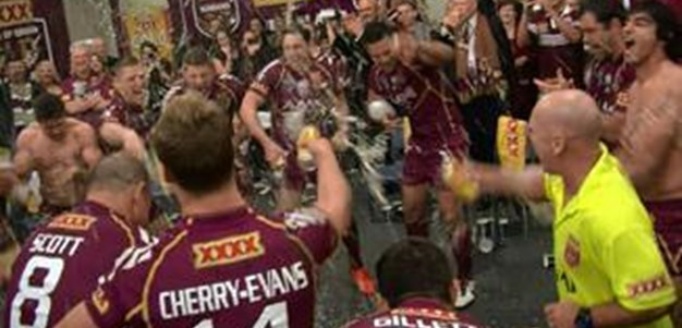 QLD Maroons Celebration Song