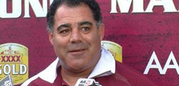 Meninga - Captains Run Presser Pt 2