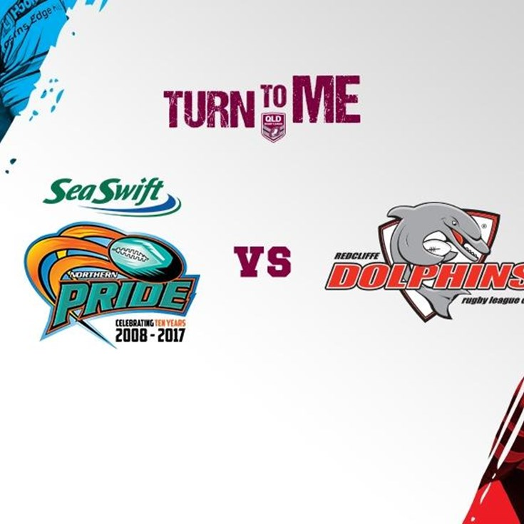 Intrust Super Cup Round 25 HLs: Pride Vs Dolphins