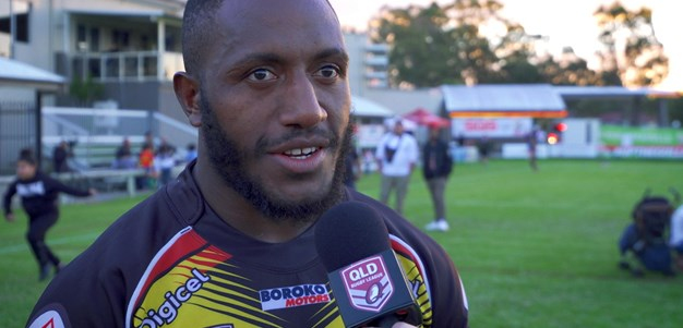 Happy to get first away win - Watson Boas