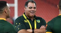 Meninga: Kangaroos spine wide open