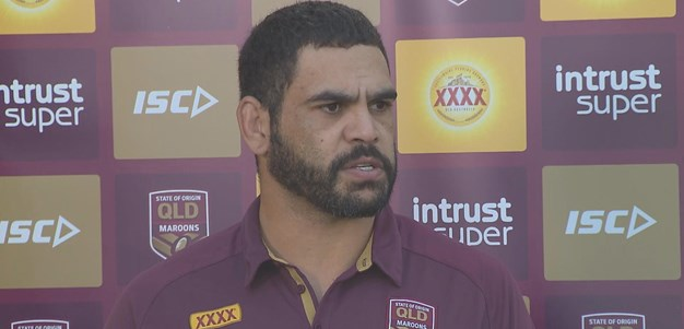 Inglis: This is my biggest game in Maroon jersey