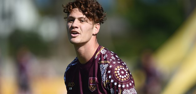 The family ties that drive Kalyn Ponga