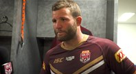 XXXX QLD Residents Post-Match: Blake Leary