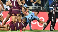 Match Highlights: NSW 18 Queensland 14 - Game II