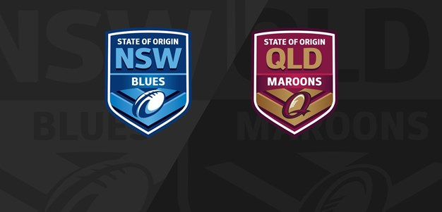 Full Match Replay: Under 20 SOO QLD v NSW